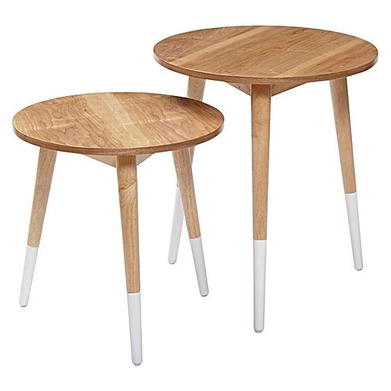 Ordinaire The Milo Side Tables (Set Of 4) From Amalfi Adds Luminous Style To Your  Decor, With Its Fresh And Original Design.