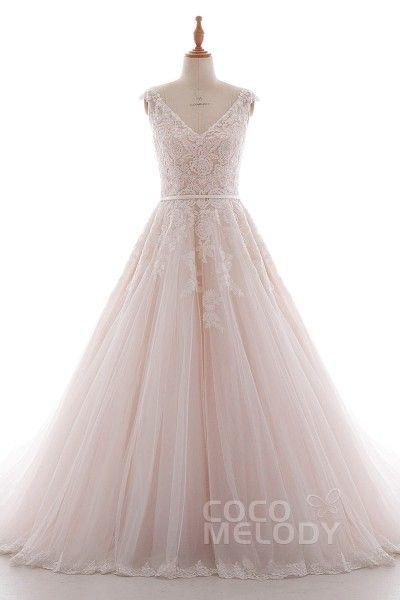 Cocomelody Hochzeitskleider A-Linie LD4395 | Hochzeit | Pinterest ...