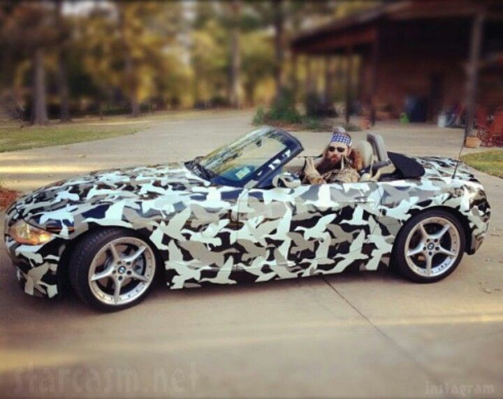 Image result for willie's camo bmw