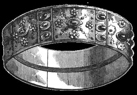 langobardska željezna kruna(5.-9.st.)