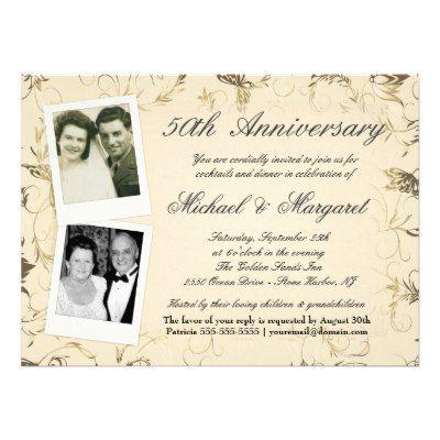 50 Anniversary Card Shower Invitations Anniversary 60th Anniversary 25 50th Anniversary Invitations Anniversary Invitations Anniversary Party Invitations