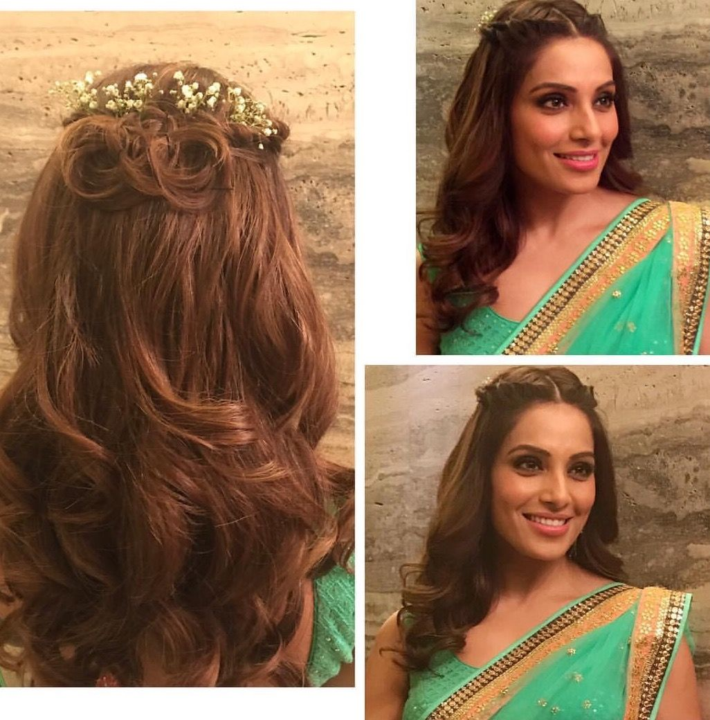 Bipasha Basu Beautifully Indian Pinterest Indian Hairstyles