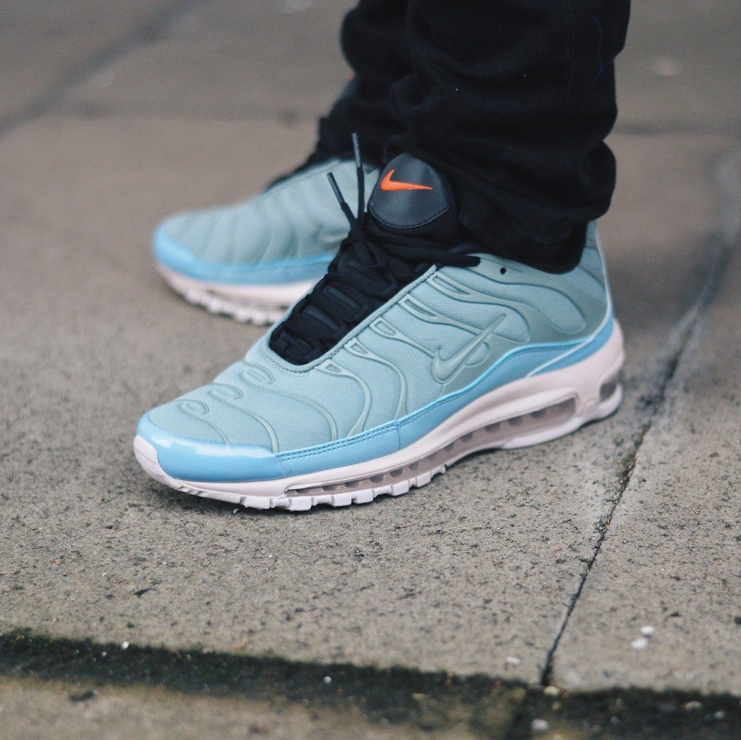 1eab4ce77d1 Nike Air Max 97   Plus Mica Green