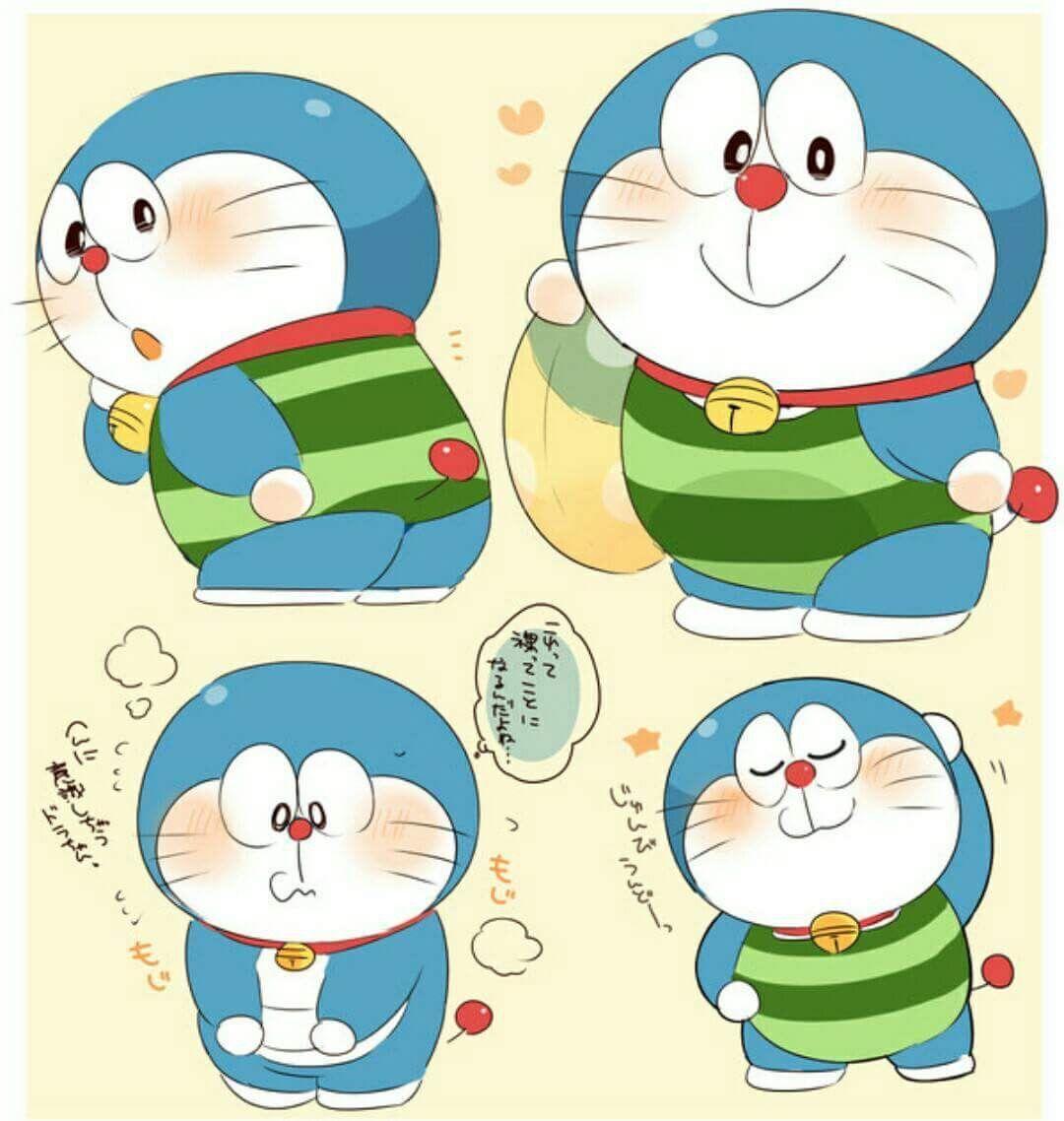 Doraemon Ảnh Hoạt Hình Chibi, Dễ Thương, Hoạt Họa, Anime, Gatos