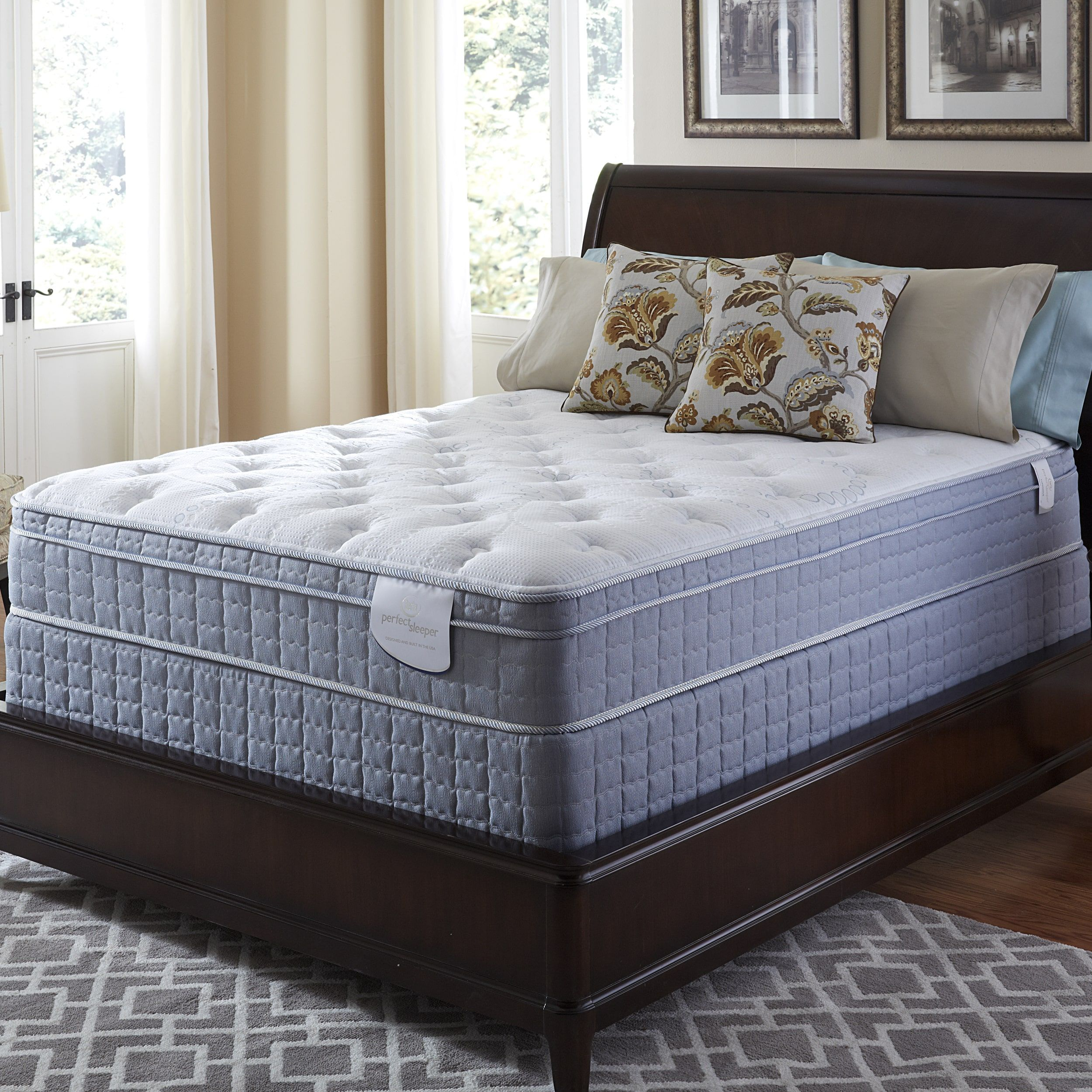 serta memory medhurst perfect number firm luxury queen t products item gel mattress psluxfirm foam sleeper
