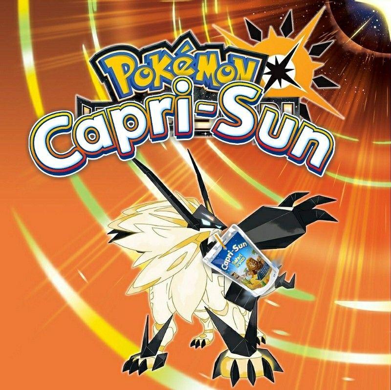 Pokémon CapriSun
