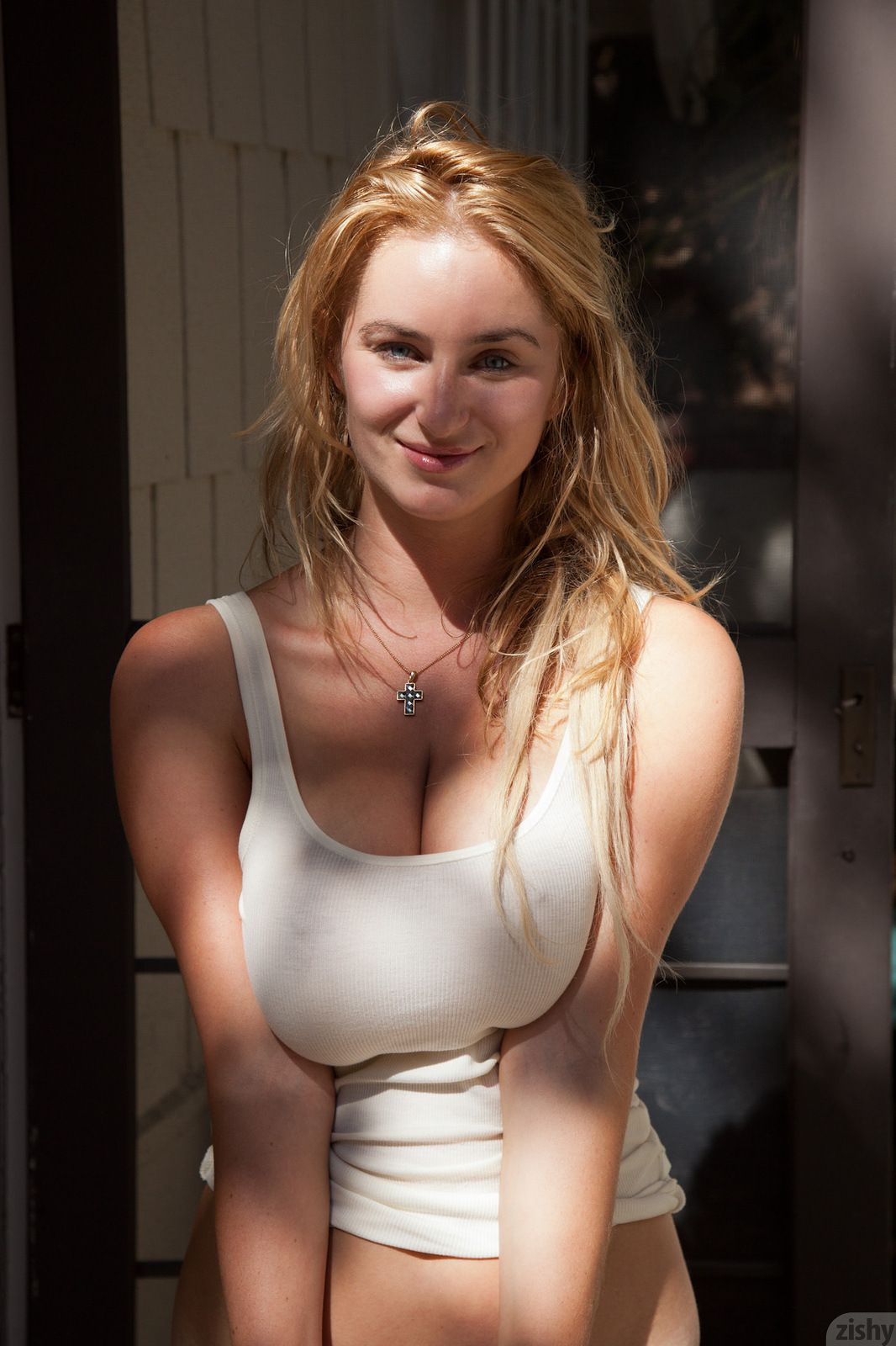 nudist Young busty