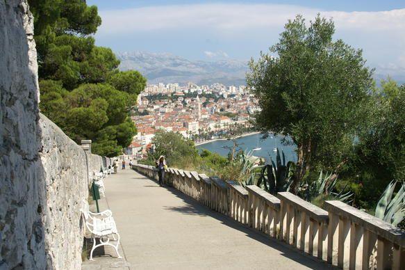 Marjan Hill View Splitmustdo Split Croatia Croatia Travel Guide Croatia Travel