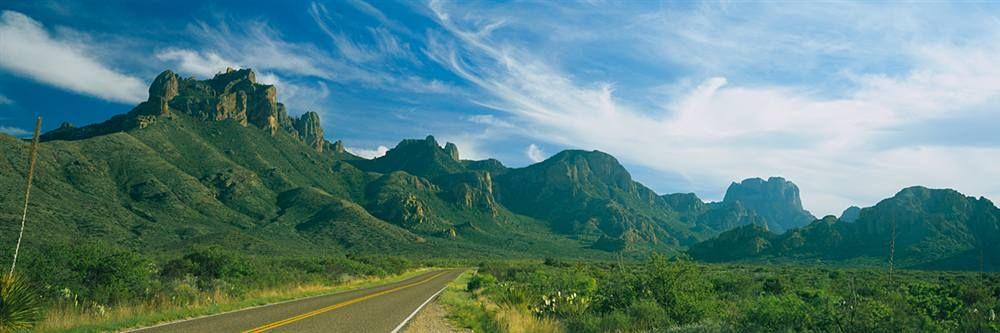 Highway in Big Bend National Park (With images) Big bend