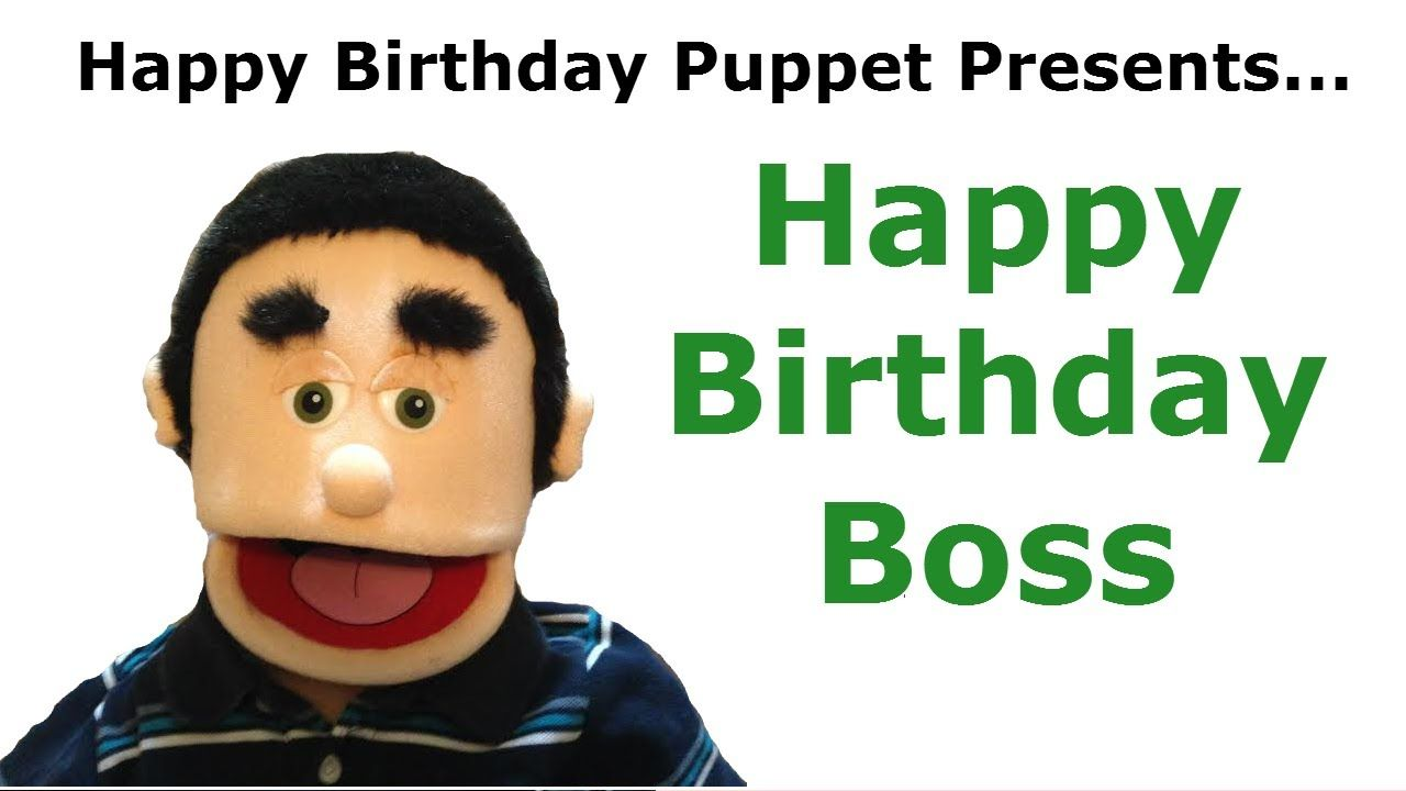 It Is Your Boss Birthday Today On This Page We Give You The Best