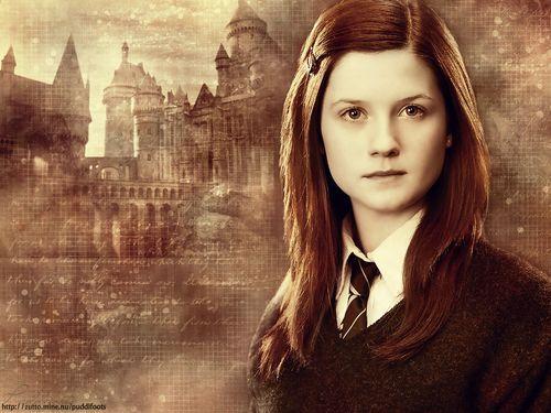 Ginevra Ginny Weasley Photo G Weasley Wallpaper Ginny Weasley Harry Potter Ginny Harry Potter Characters