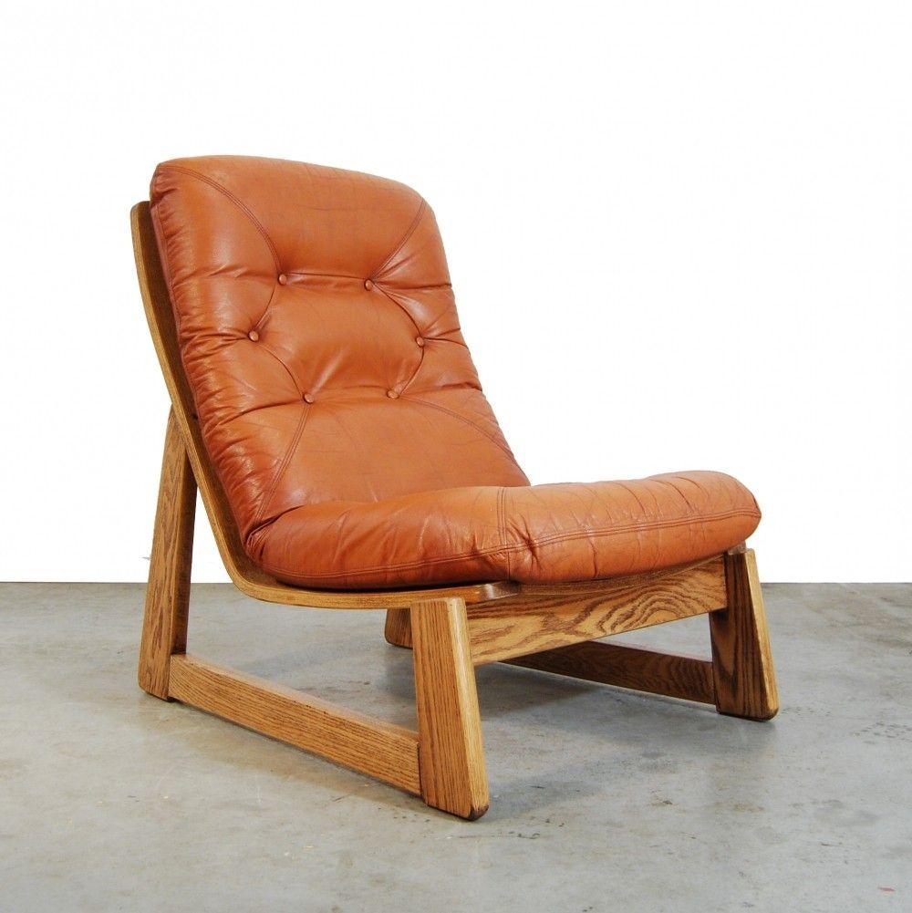 Lounge Stoel Retro.Vintage Lounge Chair 1970s Vintage Lounge Chair Lounge Chair
