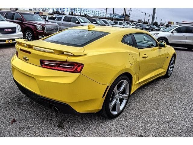 Used 2017 Chevrolet Camaro SS Coupe Coupe For Sale Near You In San Angelo,  TX. Get More Information And Car Pricing For This Vehicle On Autotrader.
