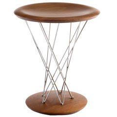 Isamu Noguchi rocking stool