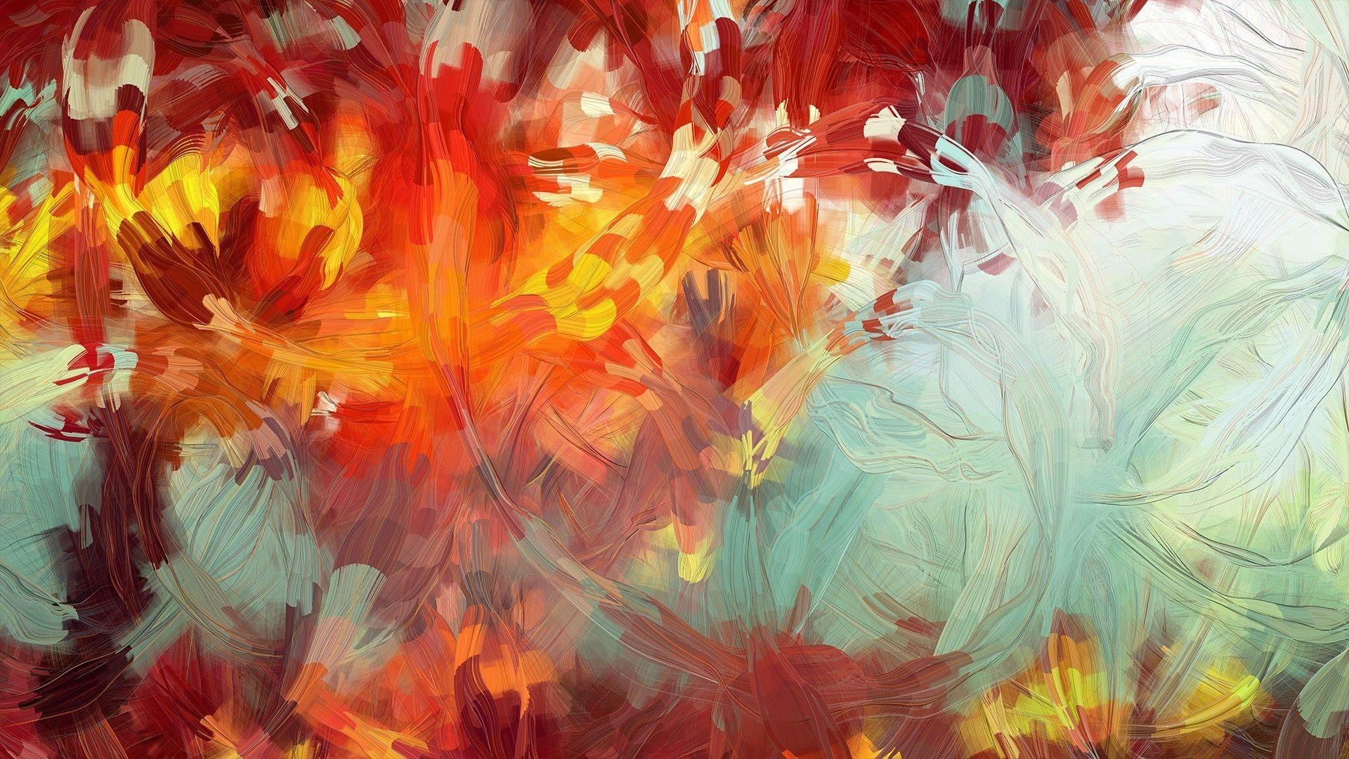 Paint Wallpapers finger painting hd desktop wallpaper widescreen high | hd