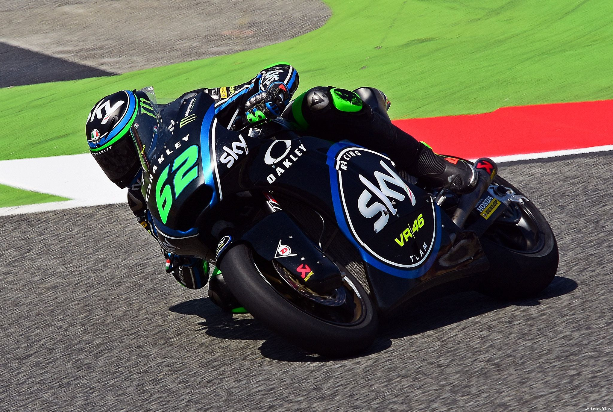 Kalex Stefano Manzi Ita Sky Racing Team Vr46 Racing Team Racing Motogp