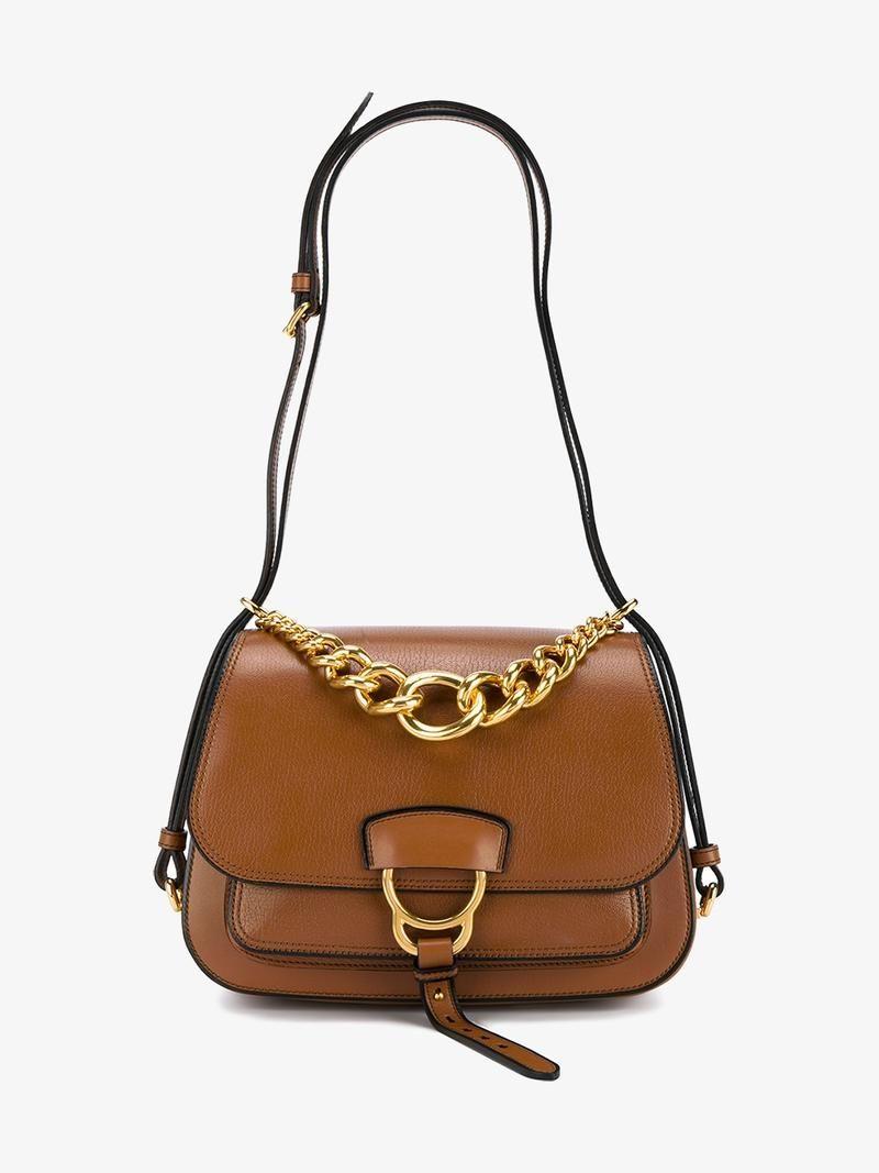 MIU MIU CHAIN DETAIL CROSS BODY BAG.  miumiu  bags  shoulder bags  hand bags   denim  suede  lining   ace9129127c11
