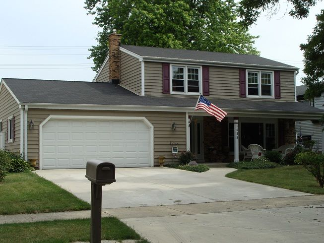 Naperville Yard Sale >> Image result for what color goes with a clay siding for ...