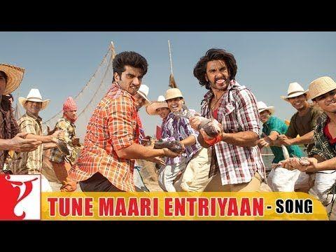 Tune Maari Entriyaan Song Gunday Songs Song Of The Year Favorite Movies
