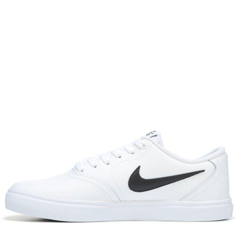 Men's Nike SB Check Solar Leather Skate