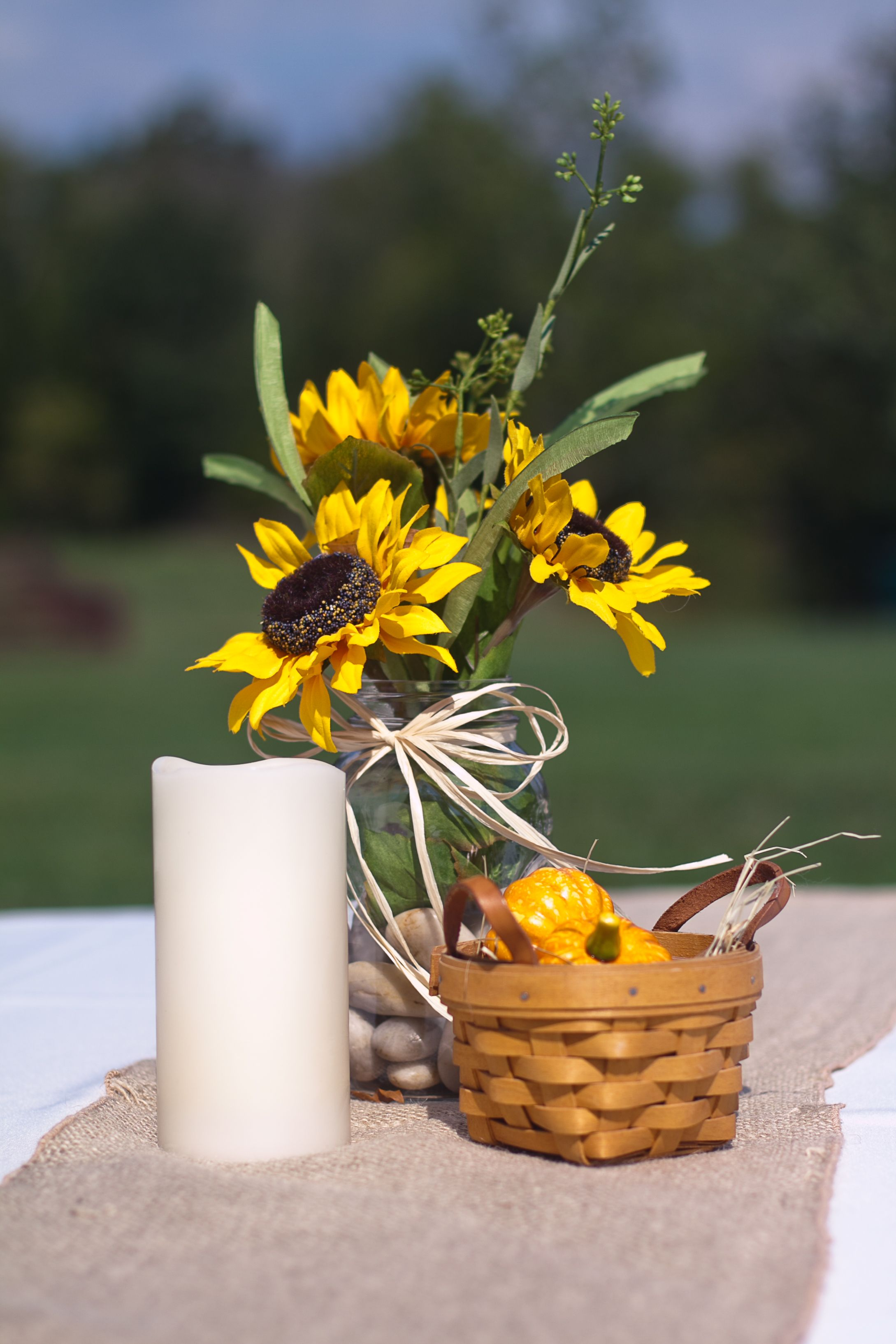Simple sunflower decorations for fall Fall decor wreaths