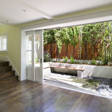 Pocket Doors For The Exterior (kitchen/dining To Patio)