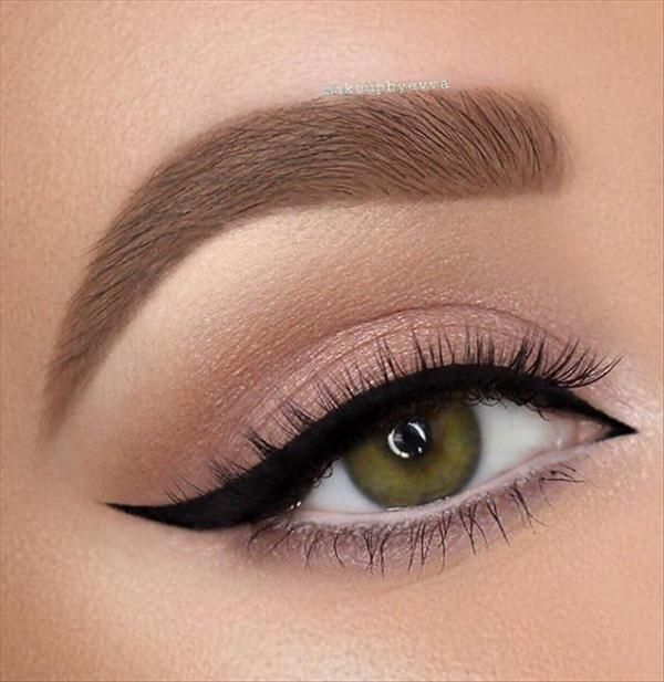2020 Practial Eye Makeup Tutorial For