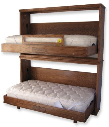 Wilding Bunk Beds Murphy Bed For The Home Pinterest Bunk Beds