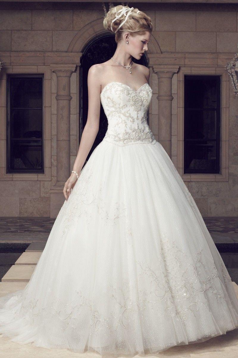 2158 Casablanca Bridal Wedding dresses, Casablanca