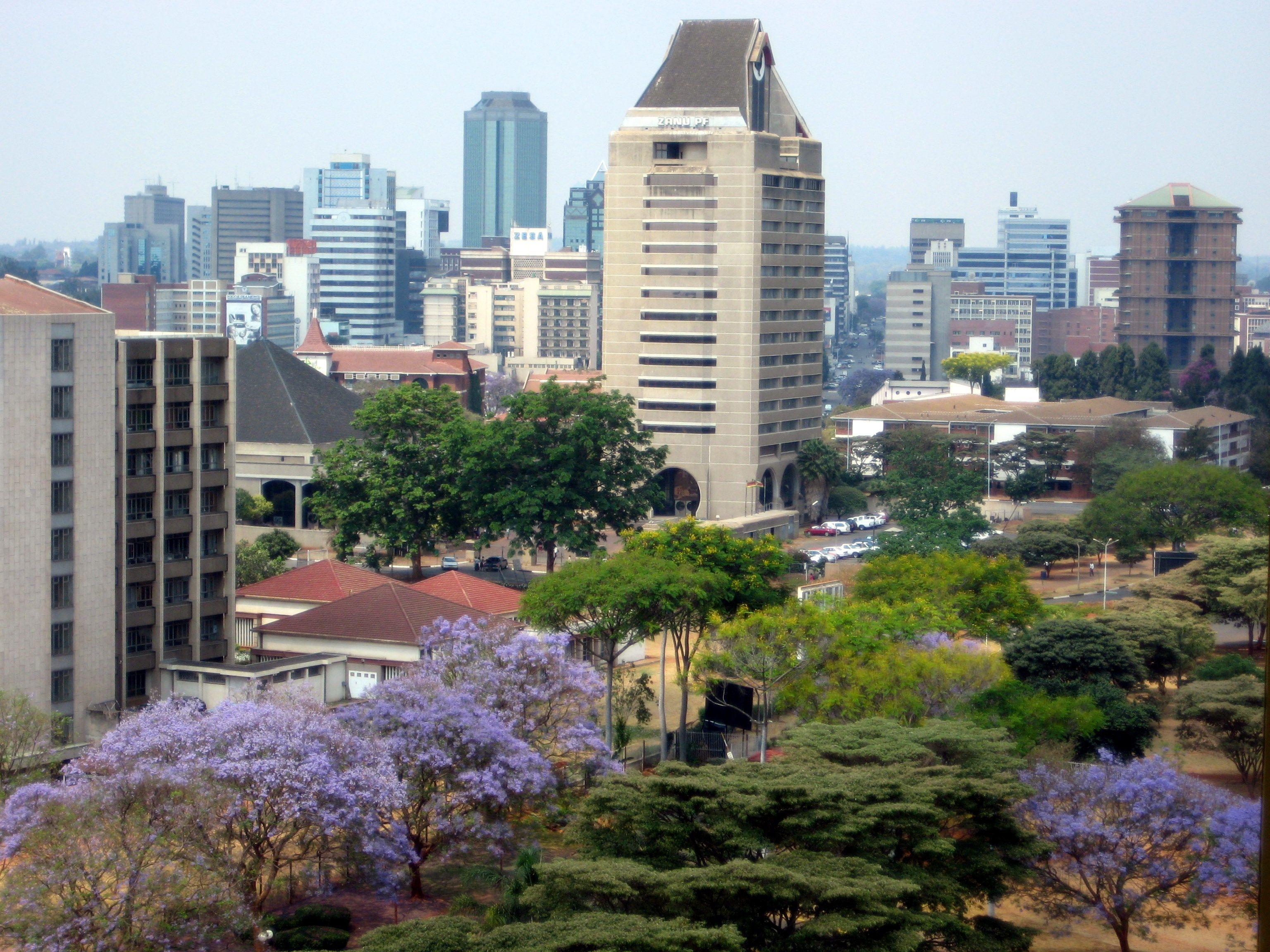 Harare, Zimbabwe Pin repinned by Zimbabwe Artisan Alliance