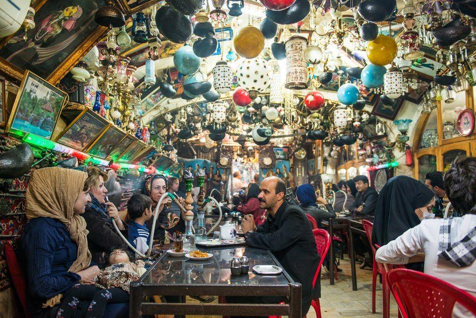 Azadegan Teahouse, Isfahan
