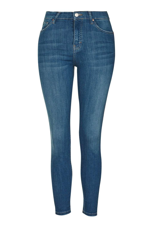 c21a892e MOTO Authentic Blue Jamie Jean | Wishlist | Jeans, Jeans fit, Topshop
