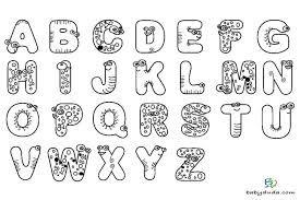 bildergebnis für abc mit tieren zum ausmalen | alphabet