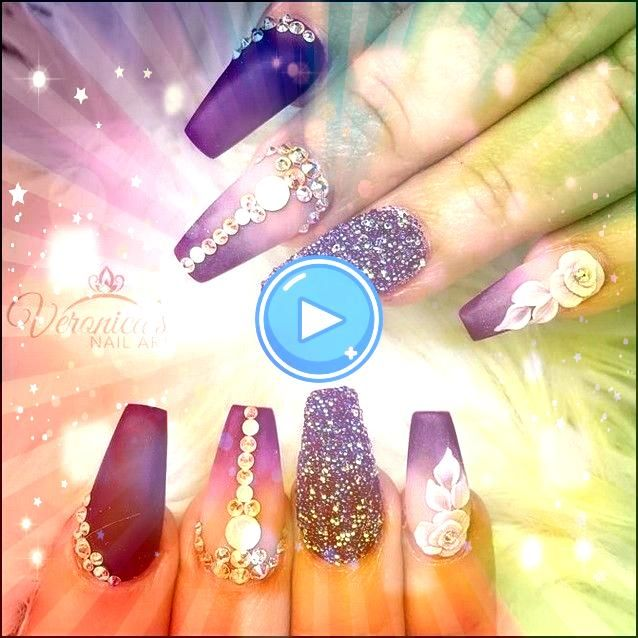 the most wonderful and convenient coffin nail designs 2019  page 17  nails 2019 99 the most wonderful and convenient coffin nail designs 2019  page 17  nails 2019  600pcs...