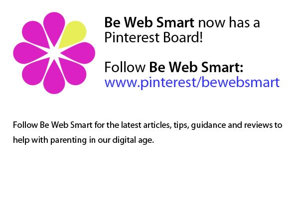 Be Web Smart Now Has A Pinterest Board Follow Be Web Smart At Www Pinterest Bewebsmart For The Latest Articles Tips Guidance And R Guidance Smart Parenting