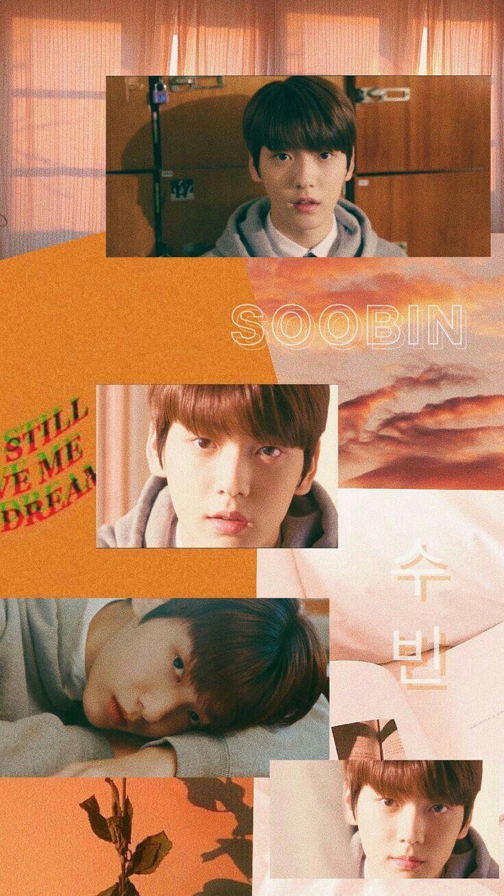 Lockscreen TXT - [Random] - Soobin