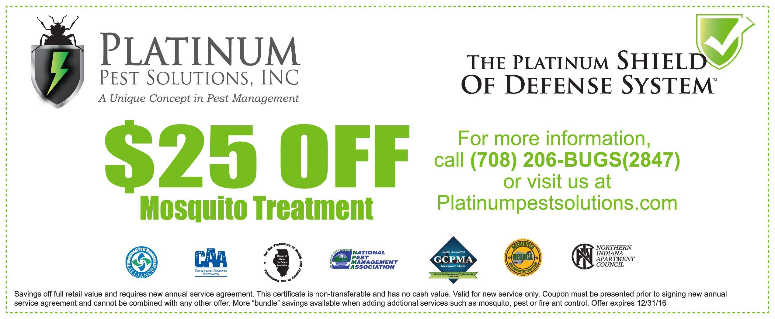 Platinum Pest Solutions Inc Review Pest Control Services In Lansing Il Pest Solutions Best Mosquito Repellent Mosquito Repellent