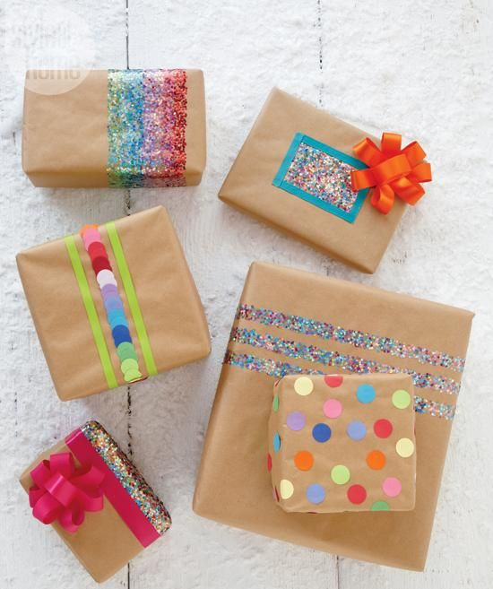 12 stylish gift wrapping ideas you can do yourself wrapping ideas 12 stylish gift wrapping ideas you can do yourself style at home solutioingenieria Image collections
