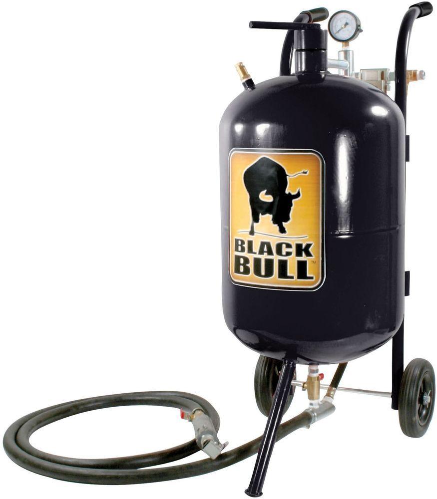 Abrasive Blaster Tank Black Bull Metal Remove Dirt Paint Oxidation 10 Gallon Buffalotools Remove Dirt Abrasive Blaster Dengan Gambar Tank Alat