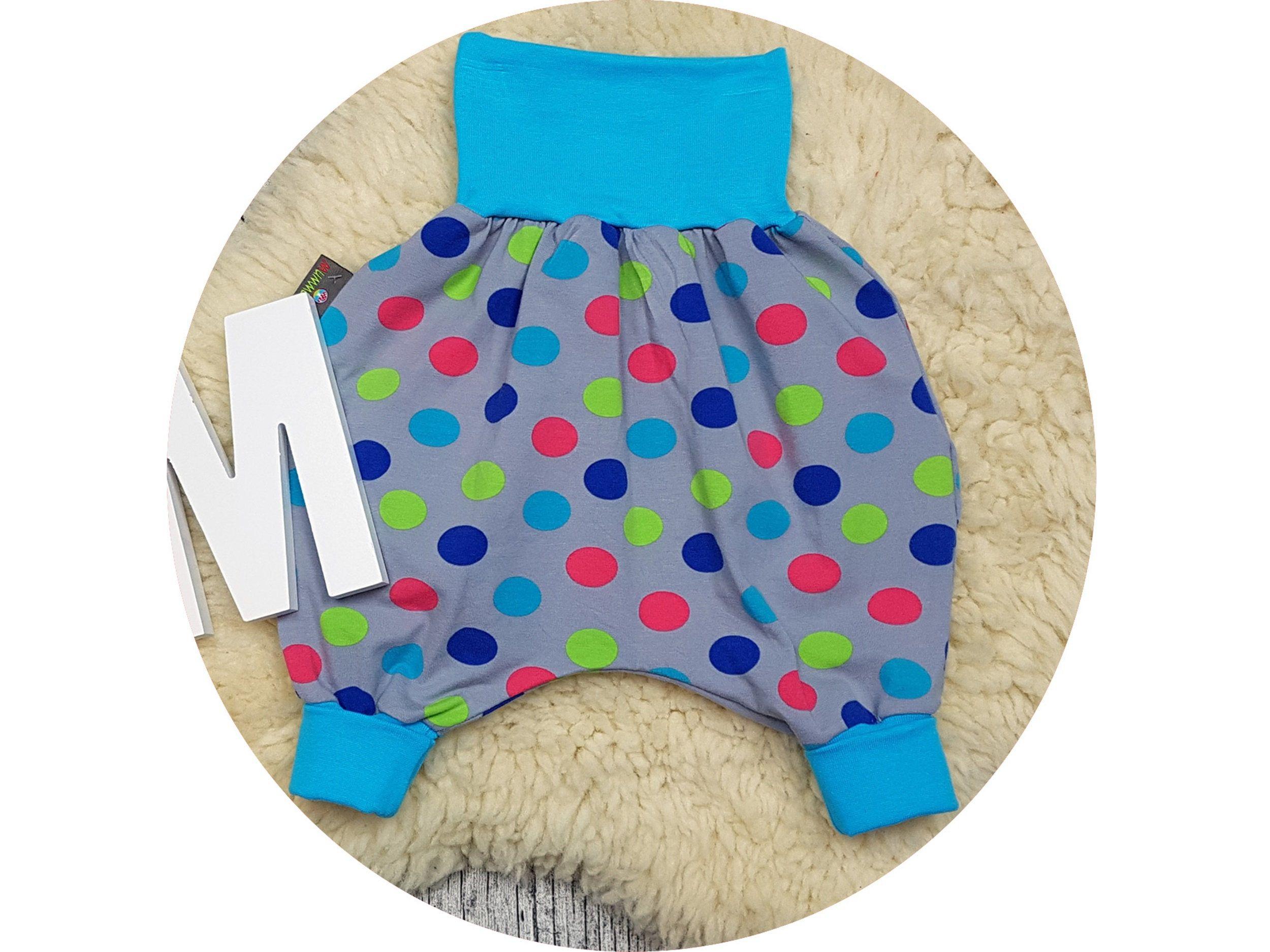 big sale 843d7 76f59 Mitwachshose, Pumphose, Haremshose, Babyhose, Baby, Hose ...