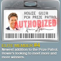 Howie Guja - PCH PRIZE PATROL | PCH PP in 2019 | Publisher clearing