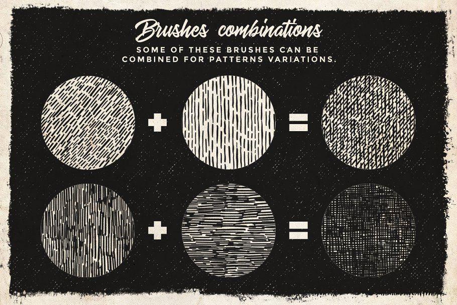 Pattern Procreate brushes #Procreate#Pattern#Brushes#brushes