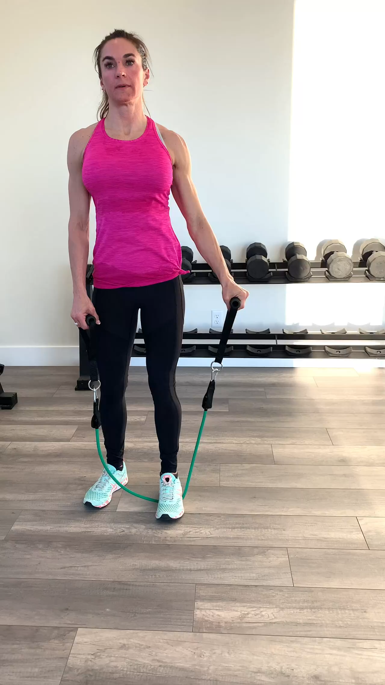 ✅FIT MOM WORKOUT FROM HOME - FULL BODY WORKOUT WIT