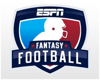 Espn Fantasy Football Emblem Is Part Of A Series Of Fantasy Sports