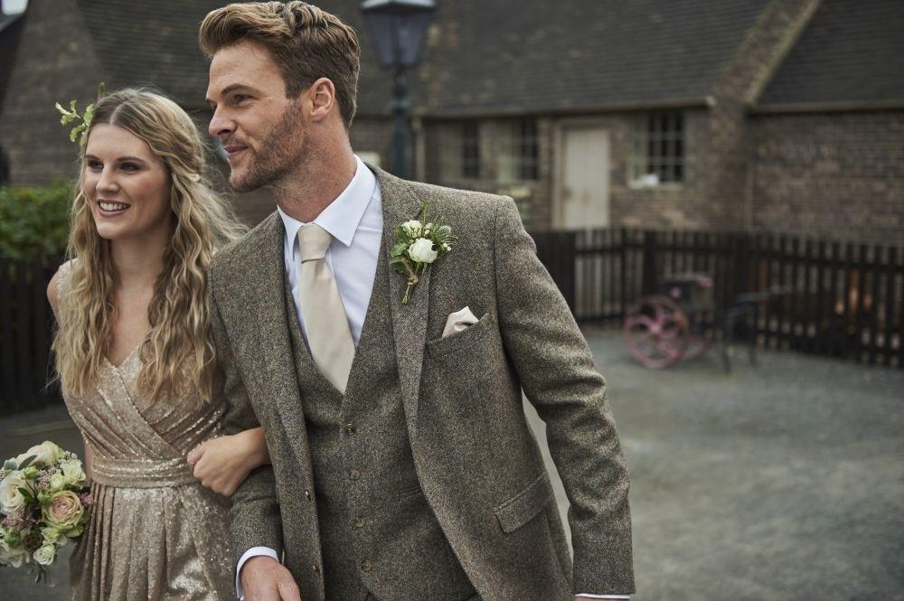 Tibberton Tweed Wedding Suits Tweed Wedding Suits Brown Suit Wedding Grey Tweed Wedding Suit
