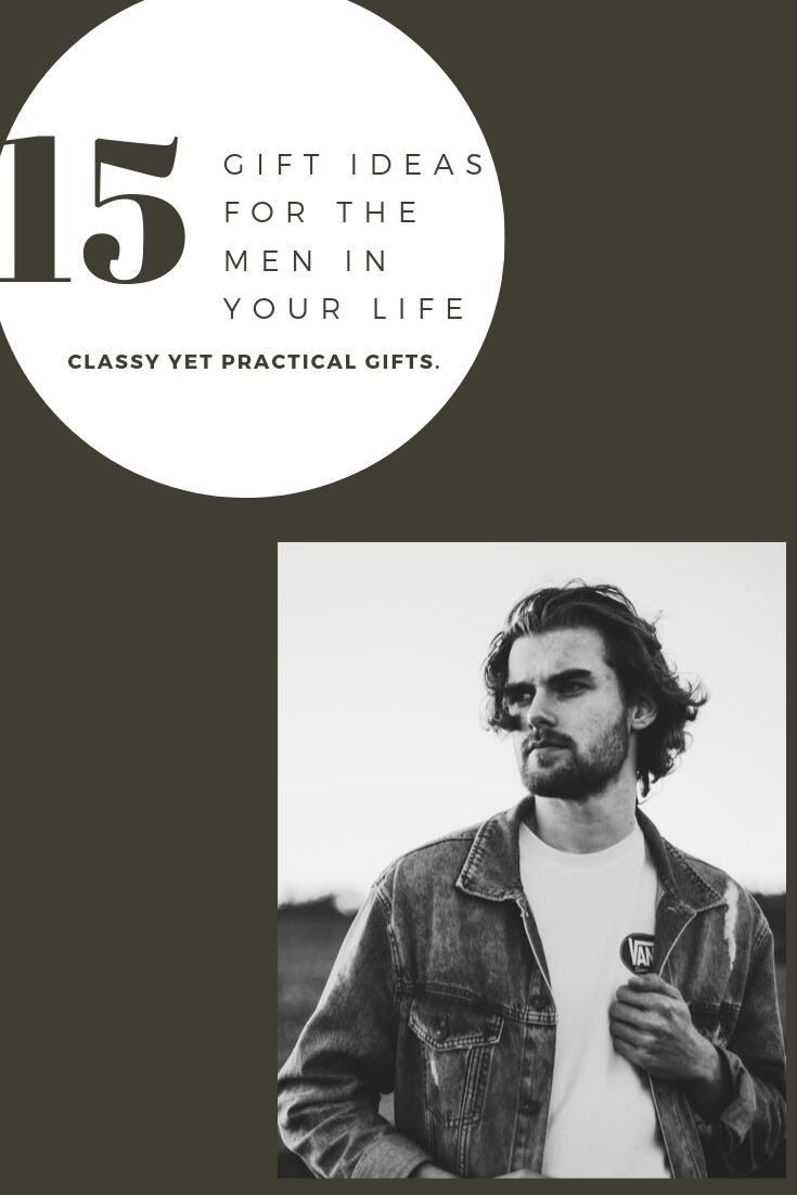 15 gifts to get for your boyfriend or any man in your life! These gift ideas cov…
