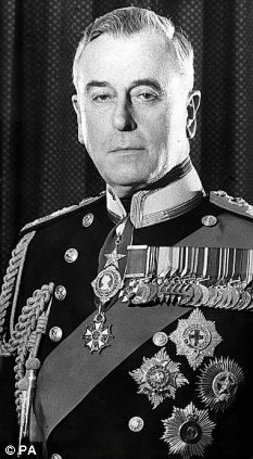 Mountbatten Was Appointed As The Viceroy Of India In 1947 To Look Over The Situation Of The Independence That India Was See Military Ribbons History Royal Navy