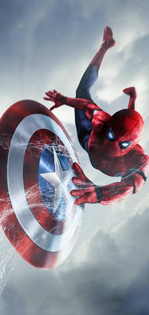 Los mejores fondos de pantallas de Spider-Man