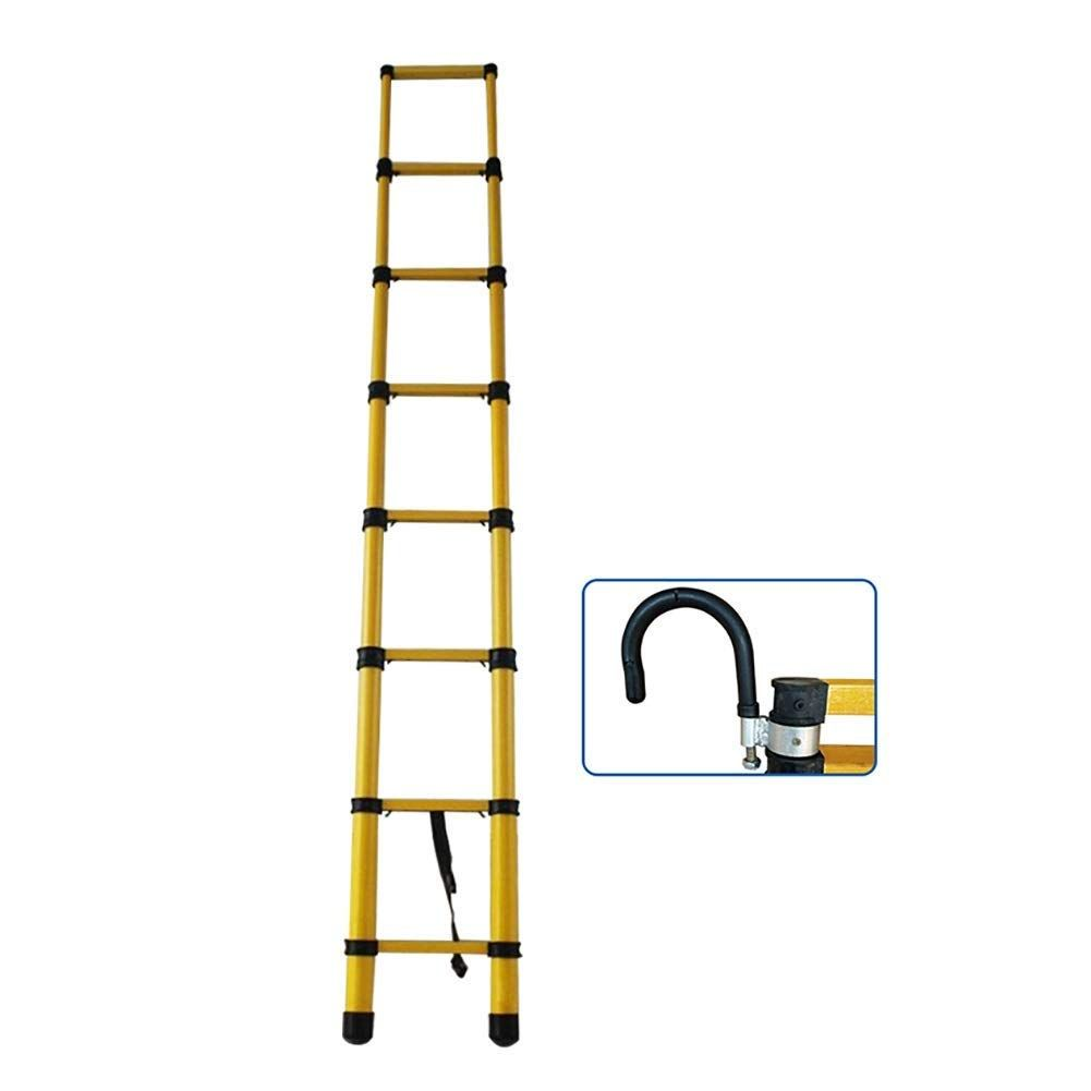 Telescopic Ladder Telescoping Extension Engineering In 2020 Telescopic Ladder Ladder Telescope