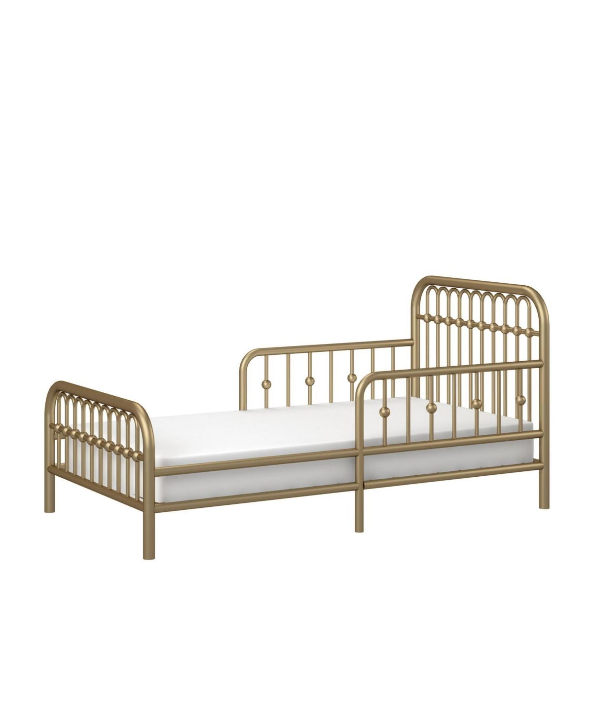 Little Seeds Monarch Hill Ivy Metal Toddler Bed Reviews